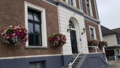Oude gemeentehuis is onderdeel van het nieuwe