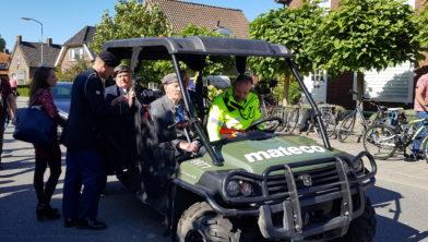 Herdenking Driel 2019 met veteranen