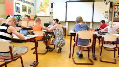 Kinderen met taalontwikkelingsstoornis hebben het moeilijk op school