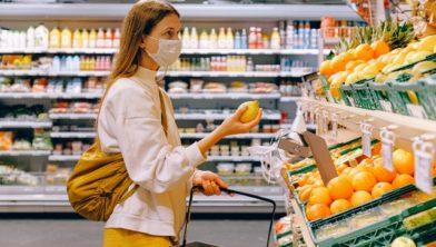 Vanaf 1 december geldt mondmaskerplicht bij het winkelen