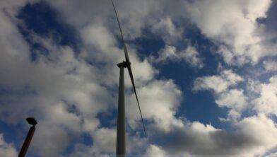 Gemeenten informeren omwoners van Windpark
