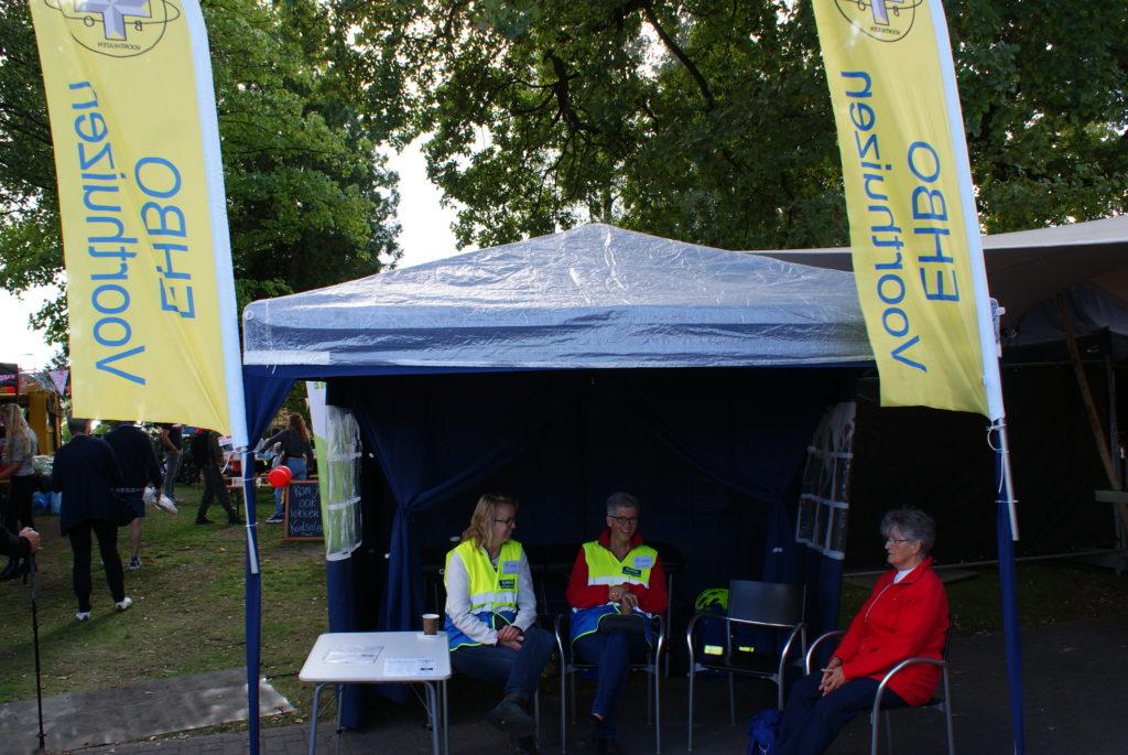 Bike-team van EHBO vereniging Voorthuizen ook bij de ...