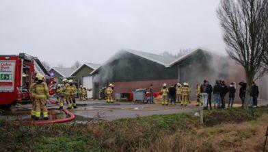De Schuur Kootwijkerbroek : Brand in schuur in kootwijkerbroek barneveld