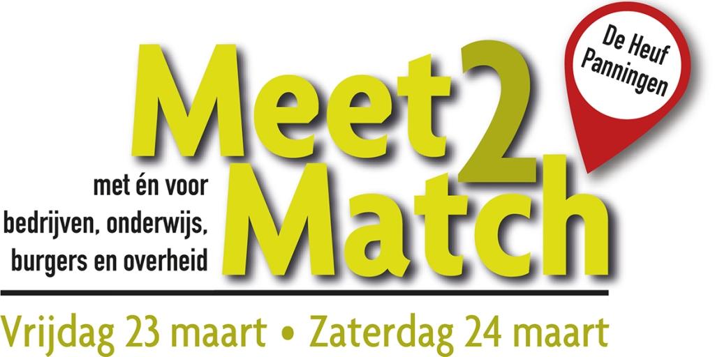�meet2match� ondernemersbeurs in evenementenhal de heuf