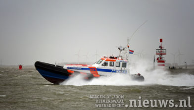 KNRM Hansweert Reddingboot Jan van Engelenburg