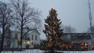 5000 Lichtjes Kerstboom Wolfheze