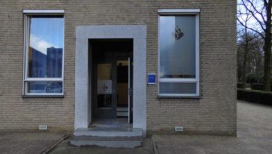 Politieburo in het gemeentehuis in Oosterbeek