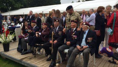 De veteranen in 2016