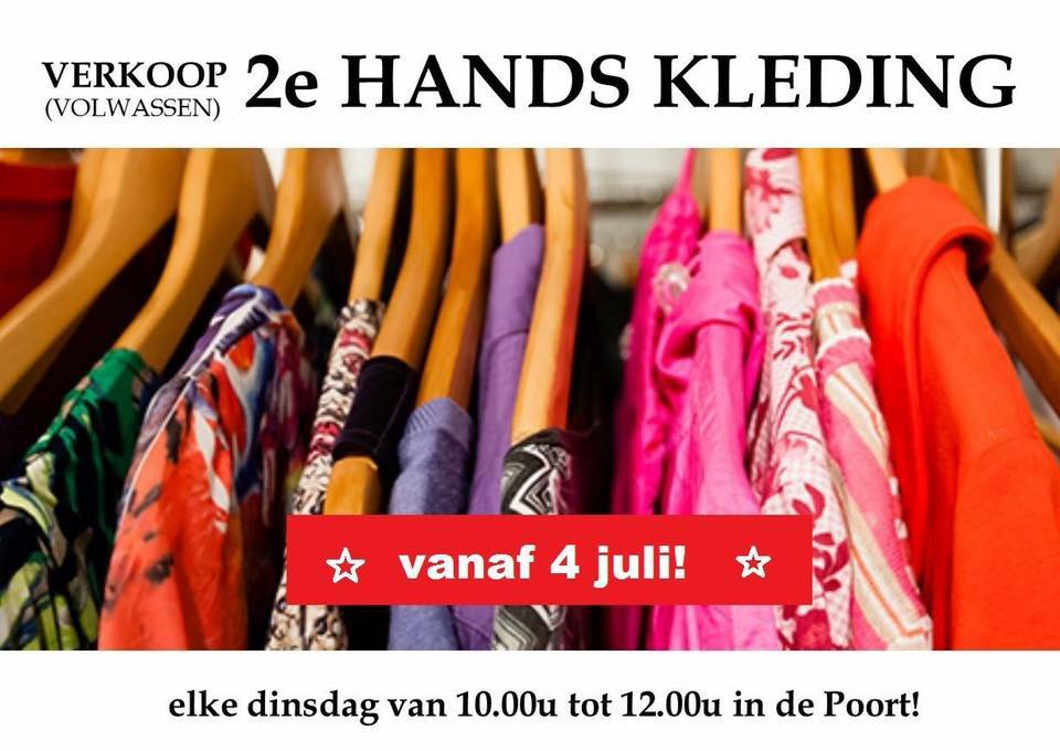 2e hands kleding