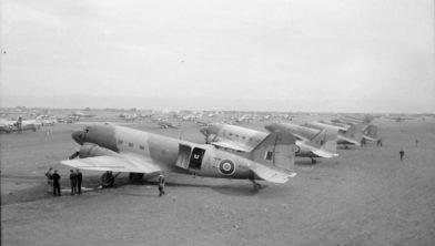 Dakota's, Bari 1944