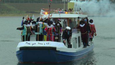 De pakjesboot op de Rijn