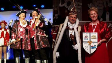 Prinses Barbara en Prinses Karin, Prins Helmut d'n Eerste en Hofdame Niesje