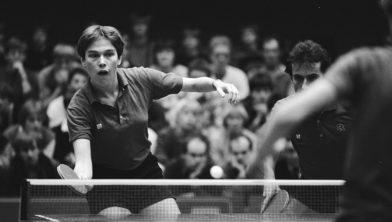 Bettine Vriesekoop in 1983
