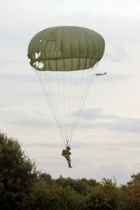 Parachutesprongen