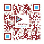 QR-code - Airborne Region