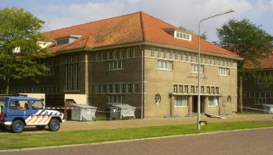 Koning (King) Willem III Barracks, Building 24, the Graeme Warrack building