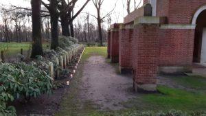 oosterbeek, graves