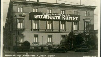 Ausstellung der NSDAP, 1938