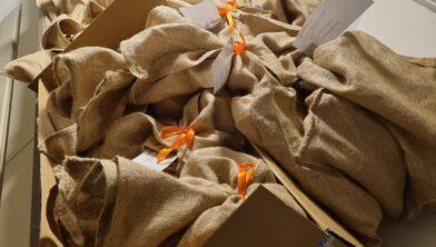 De Koningsdagpakketten voor de leden liggen al klaar!