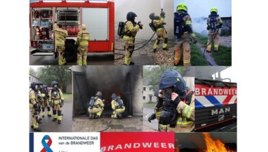 Internationale Dag van de Brandweer