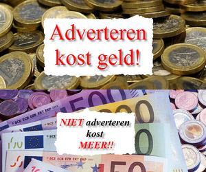 Adverteren kost geld 300 x 250