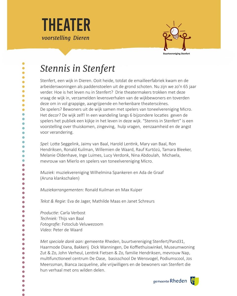 Stennis in Stenfert