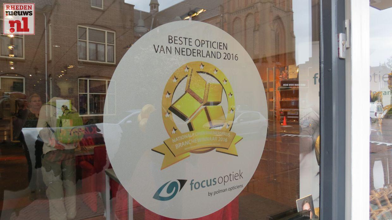 d355c7abc0d4a3 Focus Optiek Velp beste opticien van Nederland
