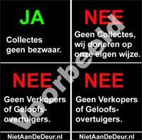 nietaandedeur.nl