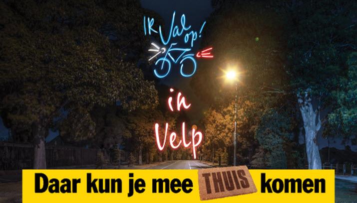 Zorg dat je fietsverlichting in orde is! De politie controleert extra!
