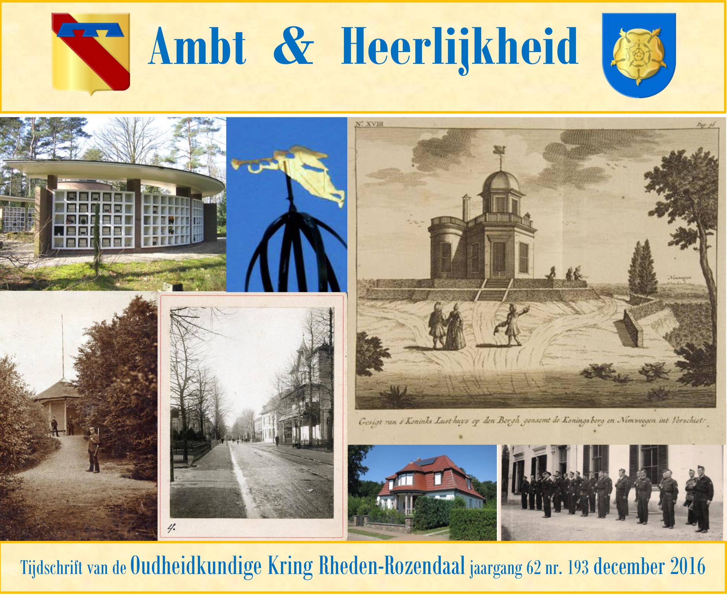 Ambt & Heerlijkheid 193