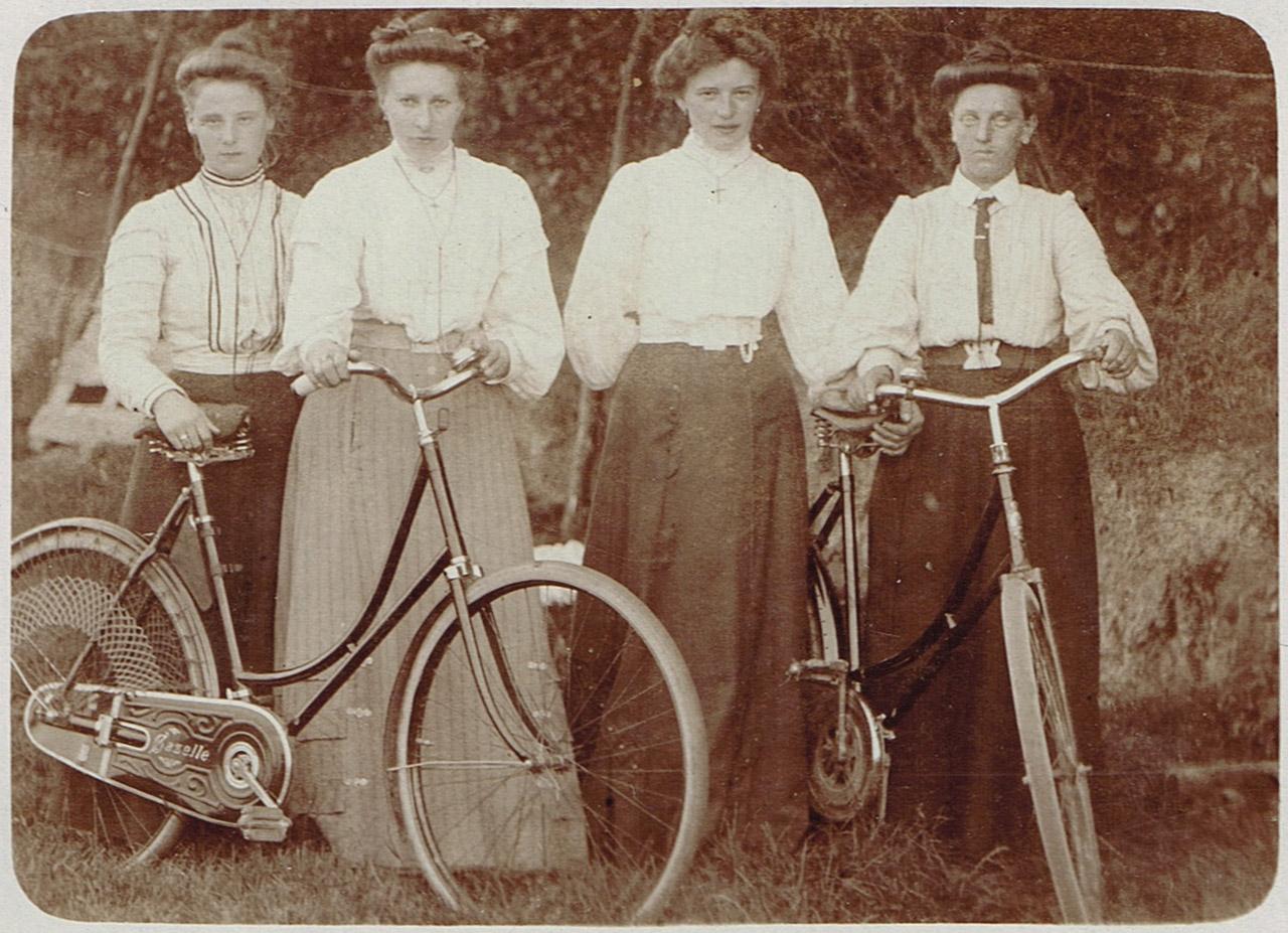 Gazelle rijwielen, 125 jaar fietsen