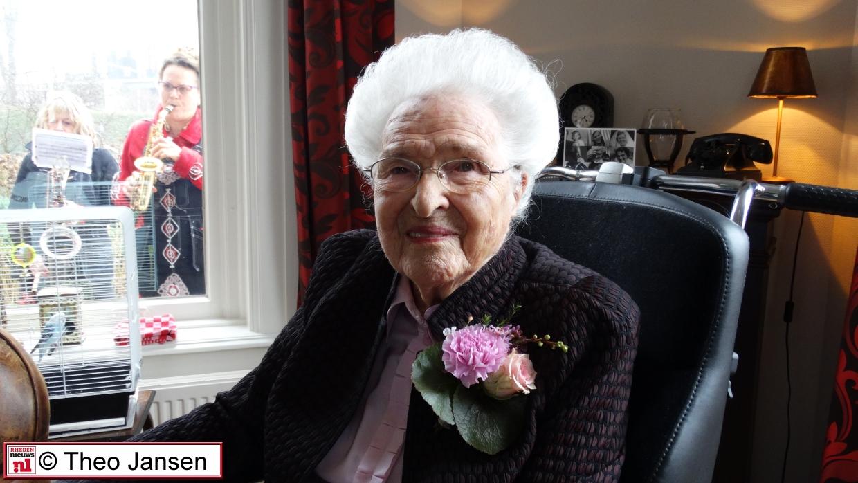 Agatha Verburg – Kraan 100 jaar!