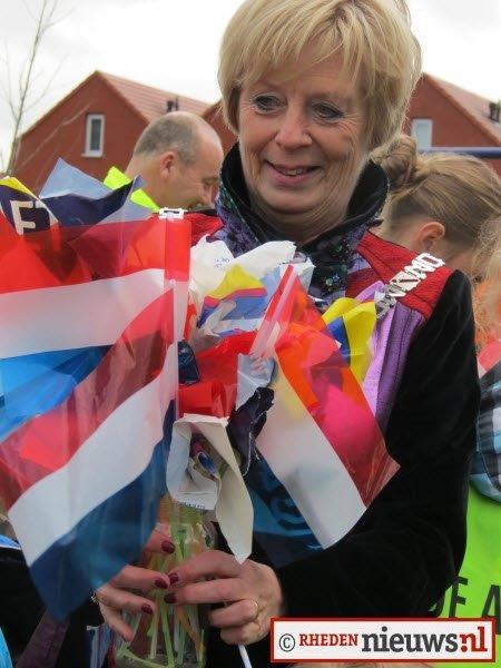 Burgemeester Petra van Wingerden