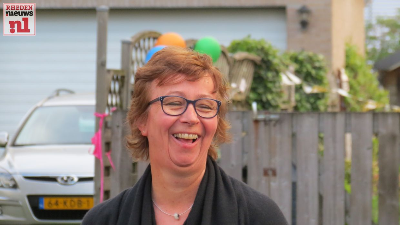 Corine Middelbeek 50 jaar