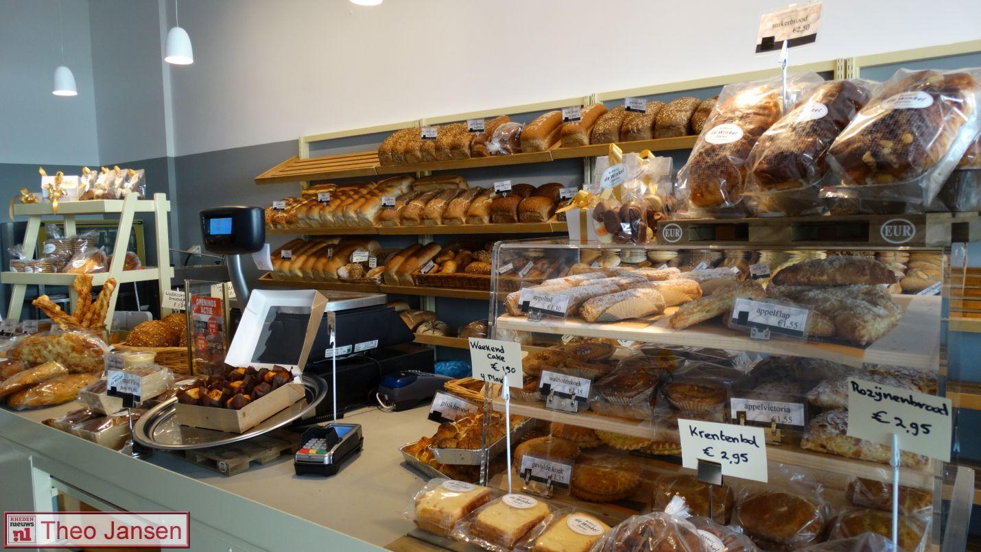 Bakkerij De Winkel