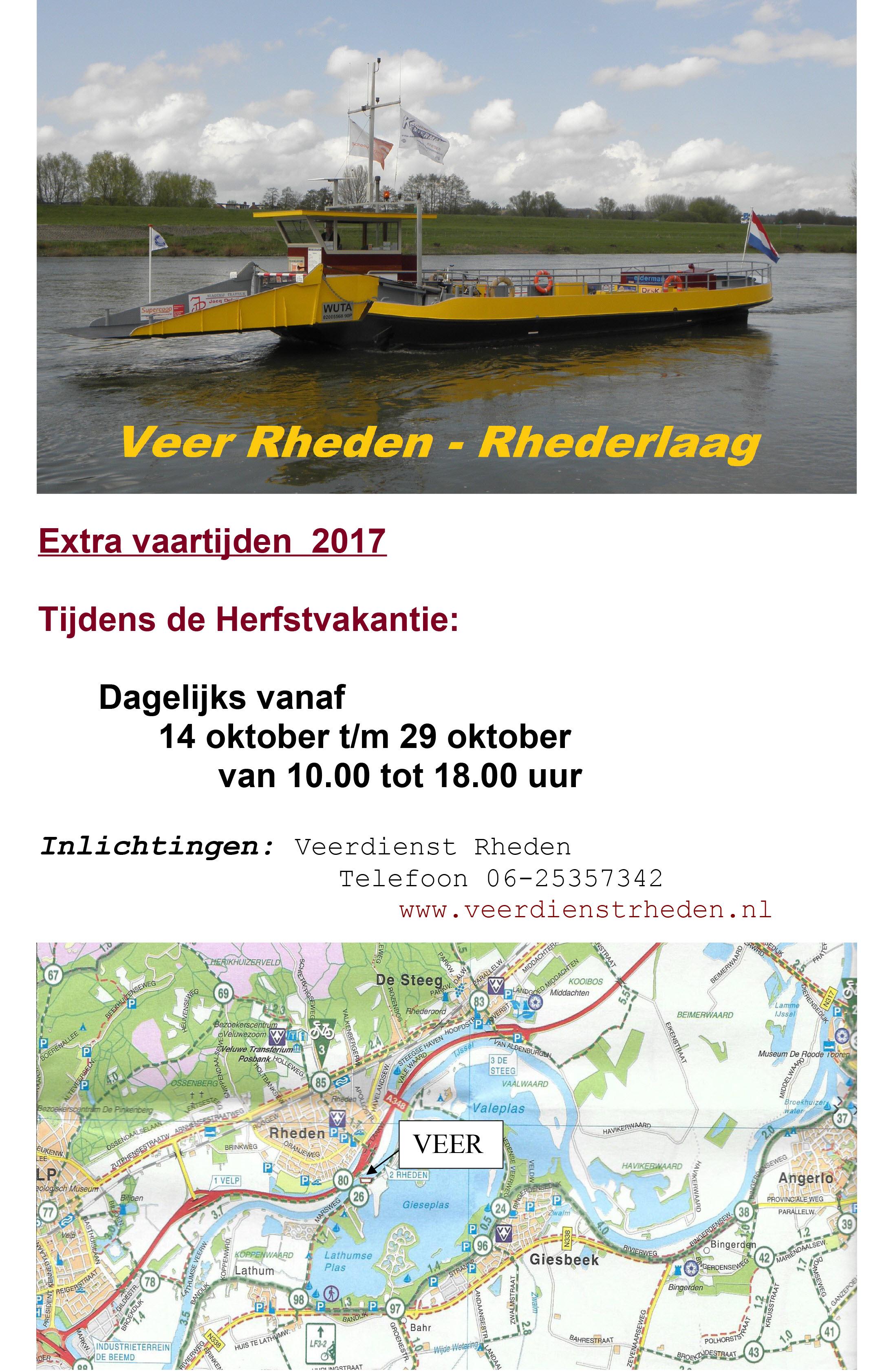 Veer Rheden - Rhederlaag