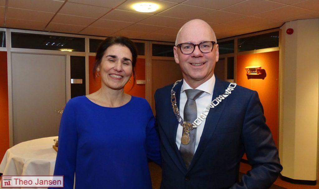 Nieuwjaarsreceptie gemeente Rheden 2018