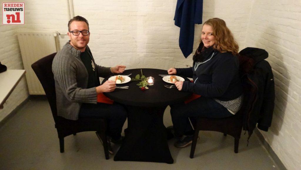 Valentijnsdag Prison Experiënce Arnhem 2018