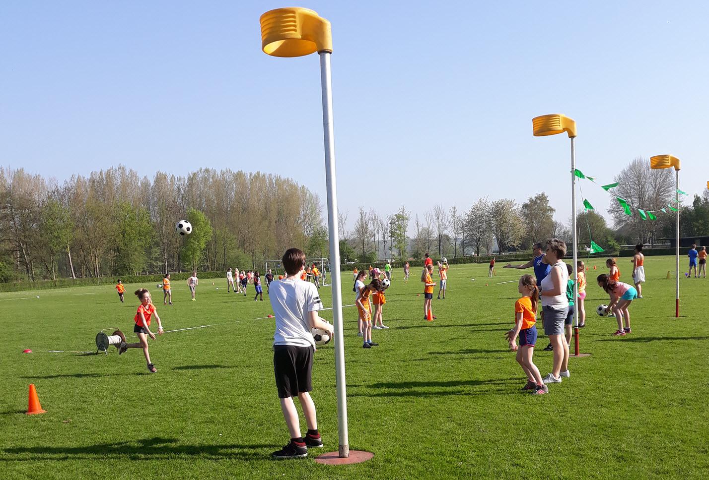 Koningsspelen Prins Bernhardschool Velp