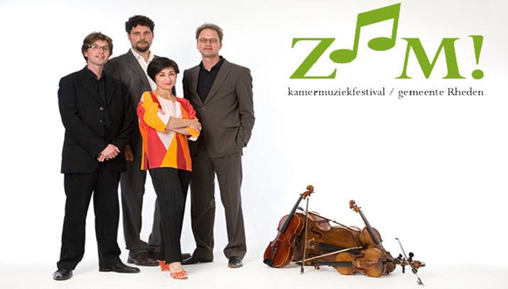 Zoom-Kamermuziekfestival