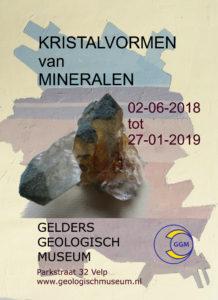 kristalvormen van mineralen