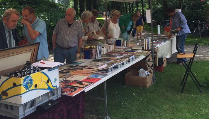Boeken- en kunstmarkt