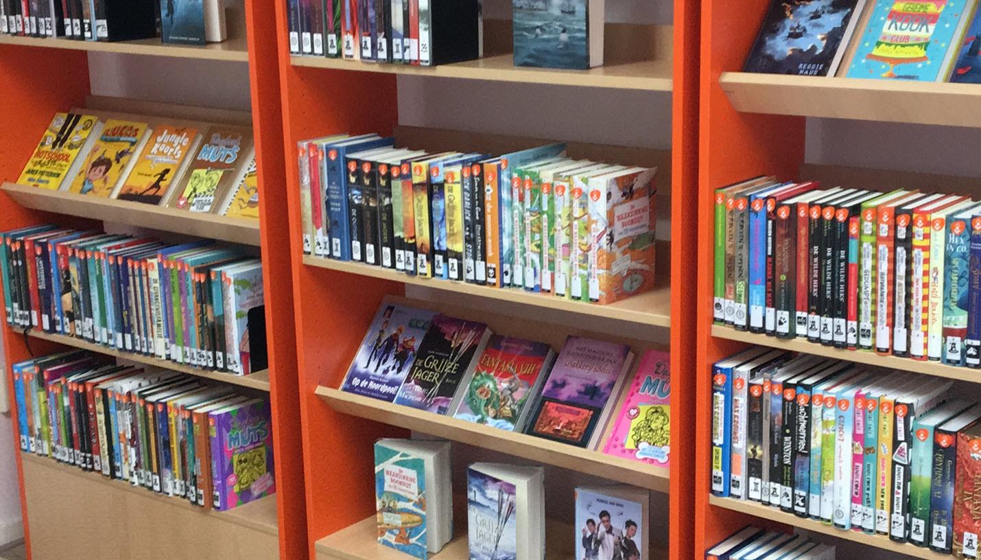 Schoolbibliotheek Fredericusschool
