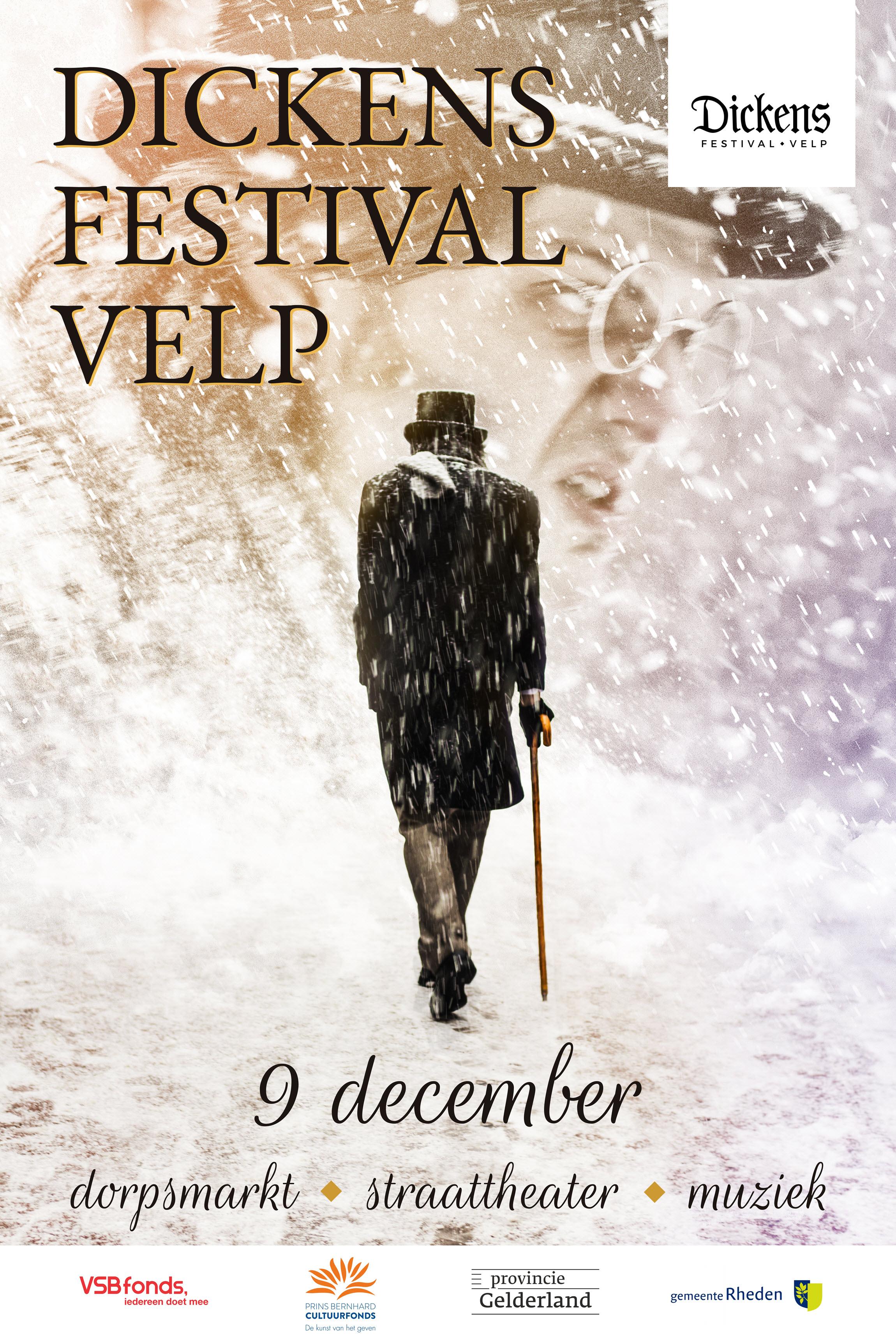 Dickens Festival Velp 2018