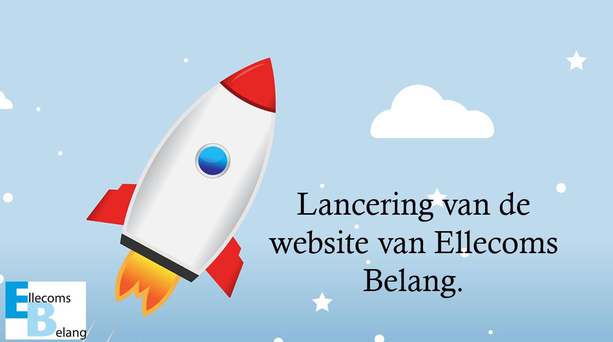 Lancereing website Ellecoms Belang