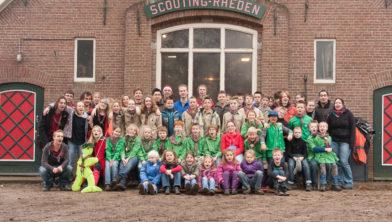 Scouting Rheden 2019