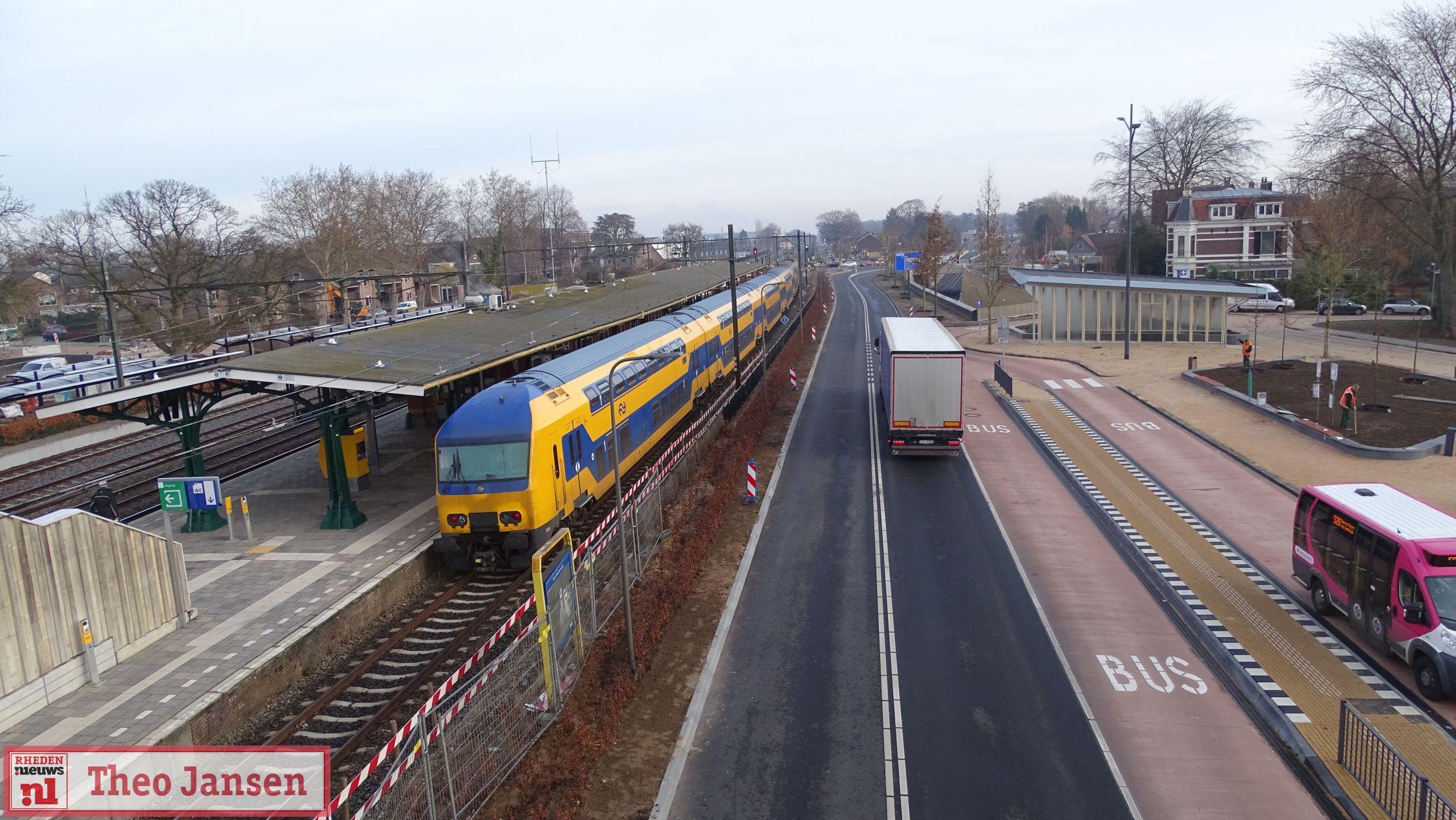 Trein Station Dieren