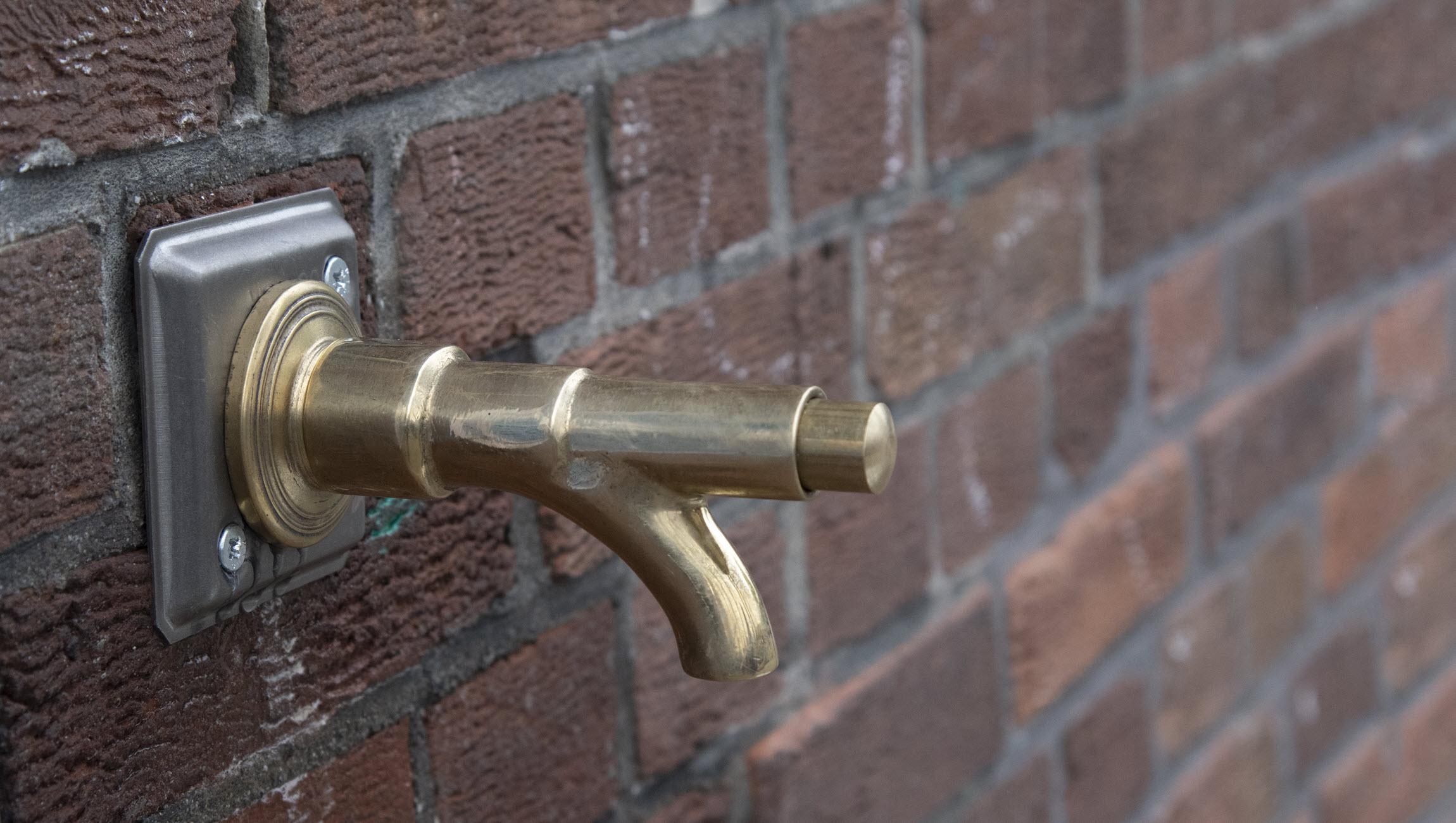 Watertappunt Lappendeken de Steeg - Watertapkraan - gemeente Rheden