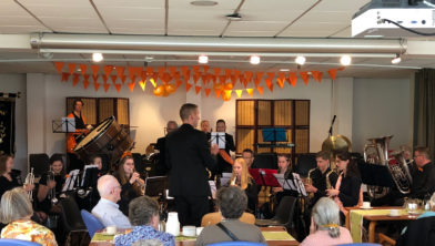 Oranjeconcert-Muziekverenigig-Wilhelmina-Spankeren-Theothorne-Beverode