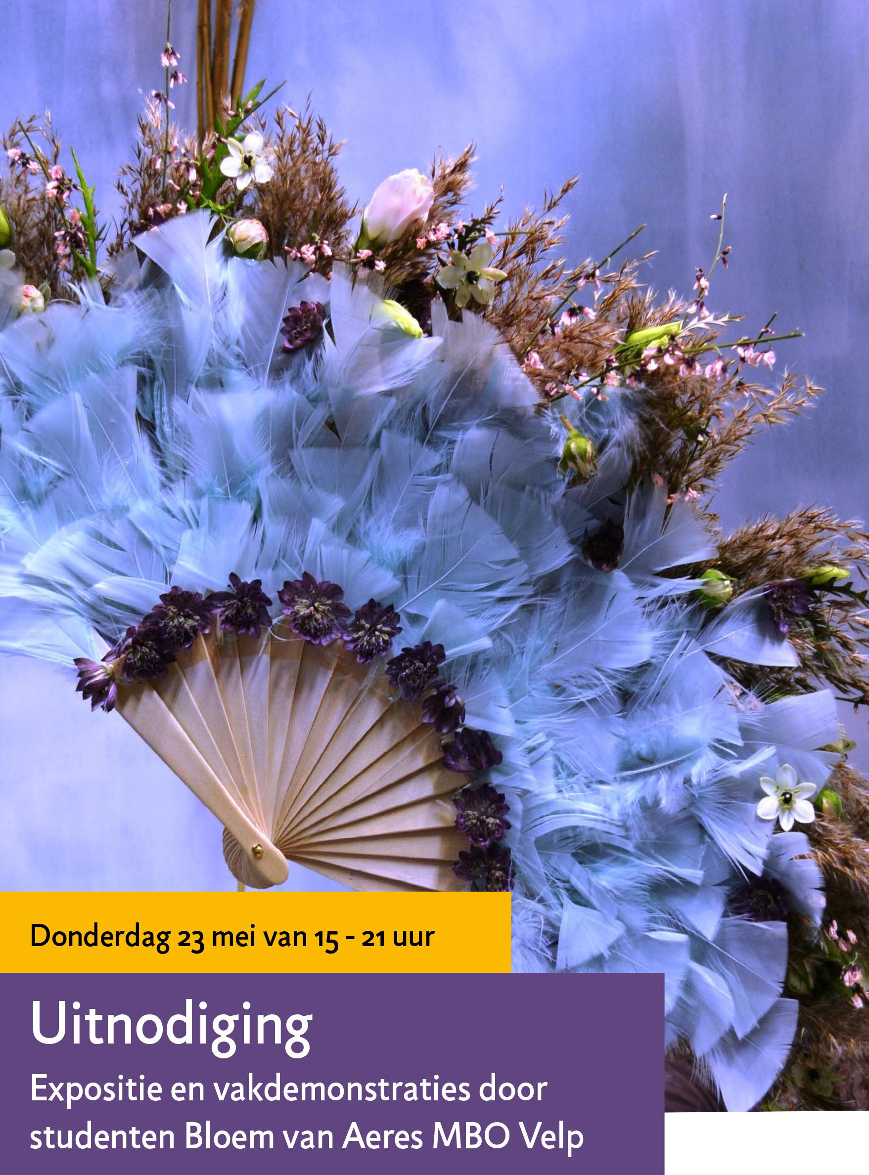 Uitnodiging Festival Goed Groen & Expositie - Aeres Velp